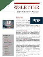 Newsletter T&P N°32
