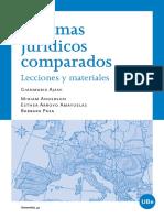 1.- Sistemas Juridicos Comparados