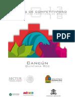AGENDAS DE COMPETITIVIDAD DE LOS DESTINOS TURÍSTICOS DE MEXICO