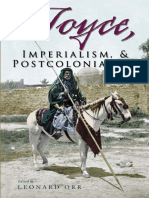 Leonard Orr-Joyce, Imperialism, & Postcolonialism (Irish Studies)-Syracuse University Press (2008)