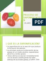 Proceso de Saponificación (1)