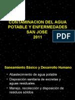 AGUA Y DESNUTRICION SAN PP 2011.ppt