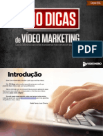 110 Dicas Do Videomarketing