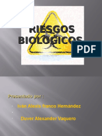 RIESGOS BIOLOGICOS - copia.odp