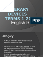 literary devices 1-20