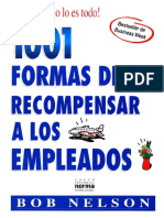 1001 Formas de Reconocer a Los Empleados