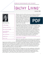 Dr Janson Health Newsletter