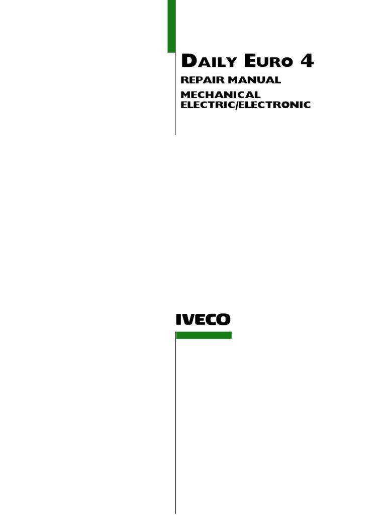 Iveco 75e15 Repair Manual Diagram Of Honda Generator Parts Ex800 A Jpn Vin G100 Mallow Commercials Array Fantastic Daily Wiring Sketch Electrical Rh Piotomar Info