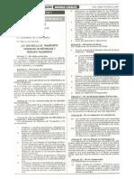 Ley Nº 28256_ Ley Que Regula El Transporte Terrest