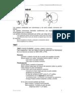Osteopatia Zona Lumbar - Tecnicas con imagenes (14 pag)