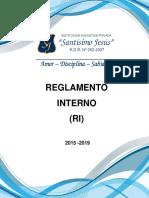 Reglamento Interno PARTICULAR