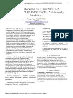 SolucionL Primer Laboratorio Informe
