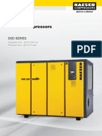 Kaeser Screw Compressors DSD Series