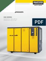 Kaeser Screw Compressors DSD Series