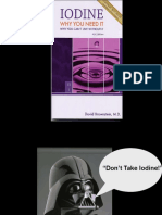 Iodine Why you need it (presentation)