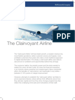 The Clairvoyant Airline