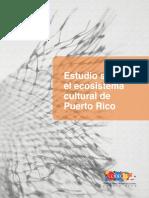 CODECU - Estudio sobre el ecosistema cultural en Puerto Rico