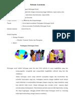 Satuan Layanan & Materi Pentingnya Hub Sosial