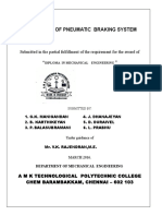 Air Brake PROJECT REPORT
