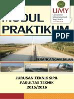 Modul Perancangan Jalan