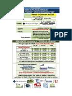 Costo Seminario NIIF Politicas Diciembre2014