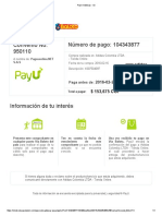 PayU Gateway - V2