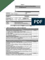 Ficha de Autoevaluación de La Práctica Pedagógica-ANEXO 02