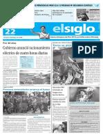 Edición Impresa 22-04-2016