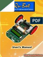 manual of robot