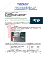 Barrier Eh 4 Mtr Amardeep Sachan Ecotracksys Noida 30.1.14