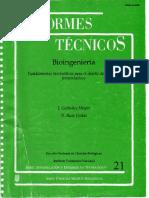 Bioingeniería (Fundamentos Biocinéticos)