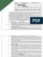 Modulo 1 tarea final. Modelos clínicos.