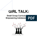 girl talk group curriculum