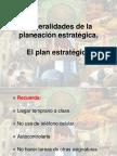 planeación estrategica