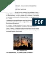 Descripcion General de Una Subestacion Electrica