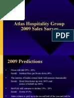 Alan Reay, Atlas Hospitality Group