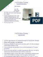 FACSCalibur Training