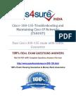 Pass4sure 300-135 Dumps