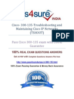 Pass4sure 300-135 Dumps