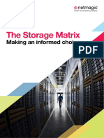 Netmagic the Storage Matrix