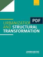 Urbanization and Structural Transformation
