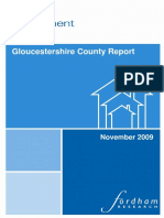 Gloucestershire County Report