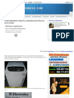 198052546 Como Reparar Tarjeta Lavadora HTML