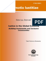 Justice in the Global Economy