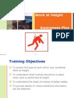 AP Work Height SWP
