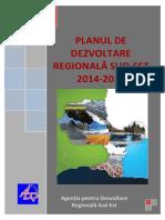Regiunea Sud Est 2007 - 2013