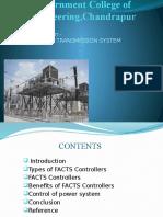 Flexible Ac Transmission System