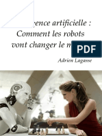 L'intelligence artificielle, par Adrien Lagasse