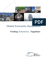 Global Economic Symposium