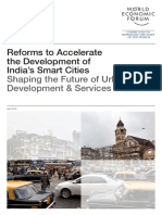Reforms Accelerate Development Indias Smart Cities